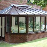 gull wing conservatory designs